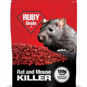 Ruby Grain Rat and Mouse Killer