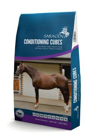 Saracen Conditioning Cubes