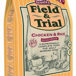 Skinners Field & Trial Chicken & Rice Hypoallergenic