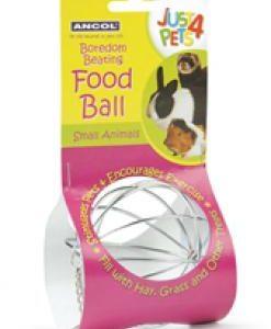 Small Animal Food Ball