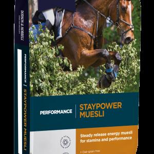 Staypower Muesli