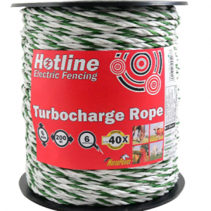 Supercharge Rope 6mm x 200m
