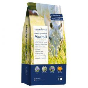 Thunderbrooks Healthy Herbal Muesli