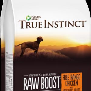 True Instinct Raw Boost Chicken