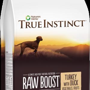 True Instinct Raw Boost Turkey & Duck