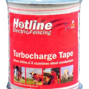 Turbocharge Tape 10mm x 200m