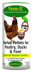 Verm-X Pellets Poultry